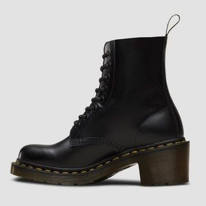 Dr. Martens // Clemency Lace Up 8 Eye Boot